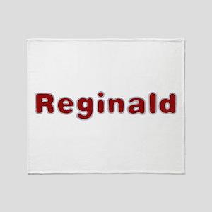Reginald Santa Fur Throw Blanket