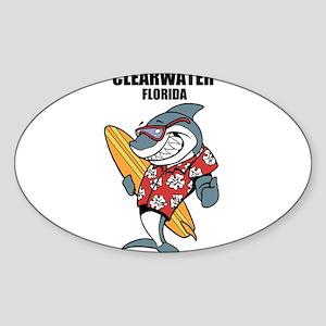 Clearwater, Florida Sticker