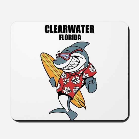 Clearwater, Florida Mousepad