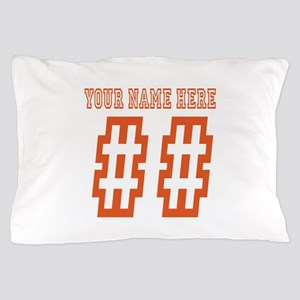 Game Day Pillow Case