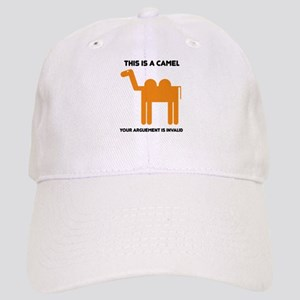 This is a camel Baseball Cap