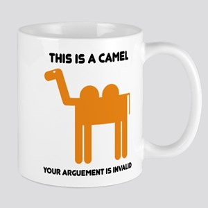 This is a camel Mugs