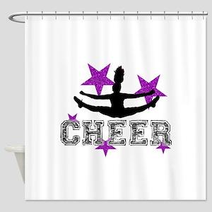 Cheerleader Shower Curtain