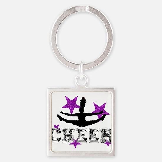 Cheerleader Keychains