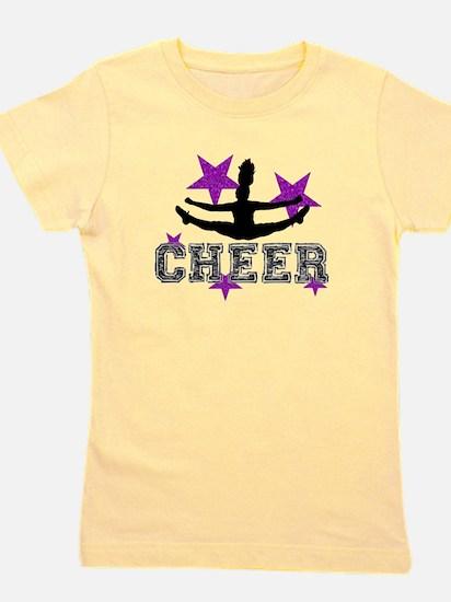 Cheerleader Girl's Tee