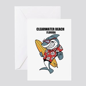 Clearwater Beach, Florida Greeting Cards