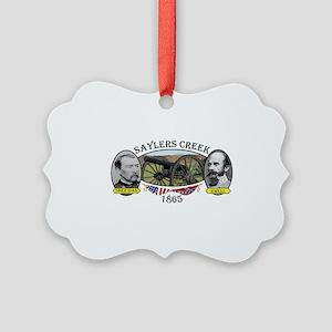 Saylers Creek Ornament