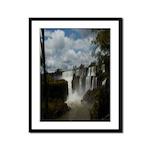 Brazilian Paradise Framed Panel Print