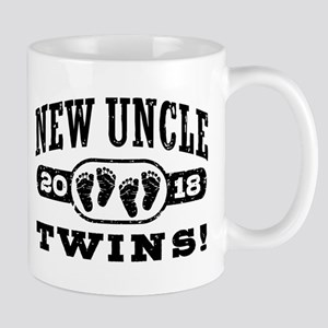 New Uncle Twins 2018 11 oz Ceramic Mug