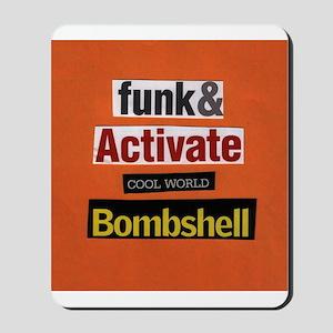 Funk & Activate Mousepad