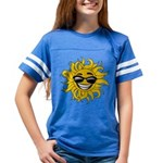 Smiley Face Sun T-Shirt