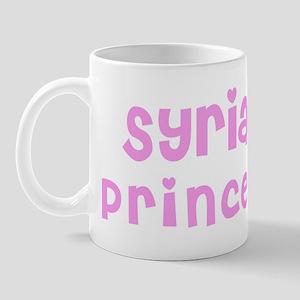 Syrian Princess Mug