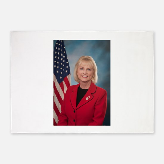 Sandy Adams, Republican US Representative 5'x7'Are