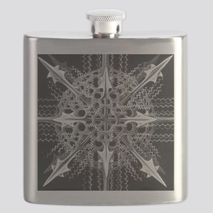 Ernst Haeckel - Lychnaspis miranda Flask