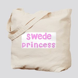 Swede Princess Tote Bag