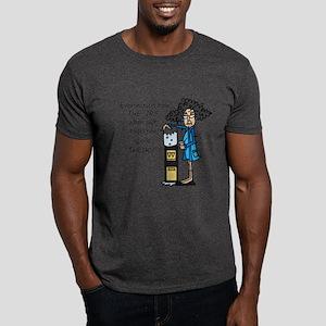 Taxes Humor Dark T-Shirt