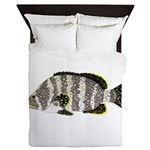 Leather Bass Queen Duvet