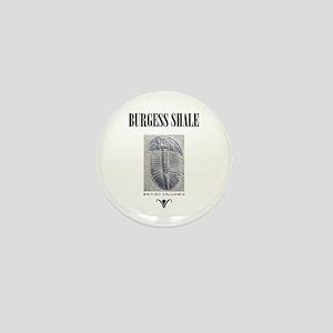 Burgess Shale Mini Button