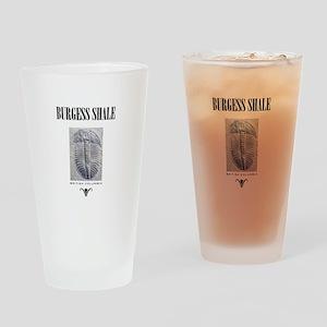 Burgess Shale Drinking Glass