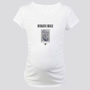 Burgess Shale Maternity T-Shirt