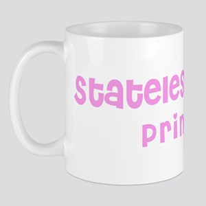 Stateless Person Princess Mug
