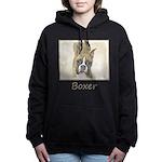 Boxer Women's Hooded Sweatshirt