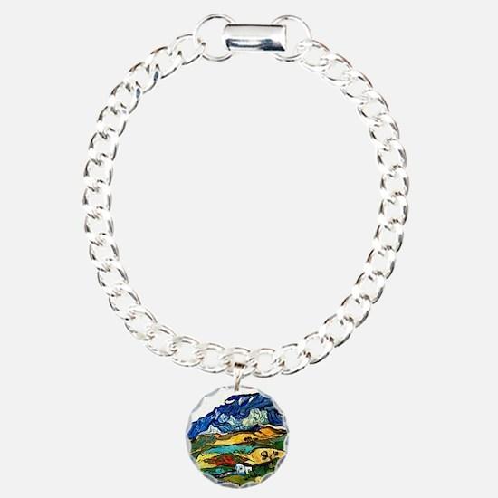 Van Gogh - Les Alpilles  Bracelet