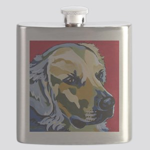 Golden Retriever - James Flask