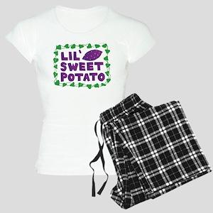 Lil Sweet Potato Pajamas