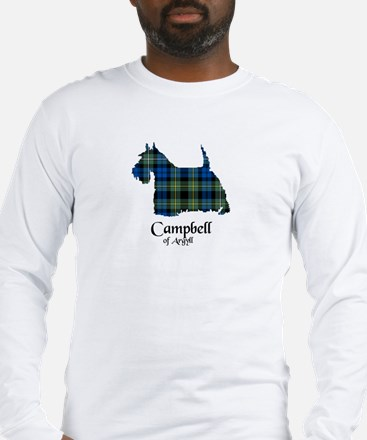 Terrier - Campbell of Argyll Long Sleeve T-Shirt