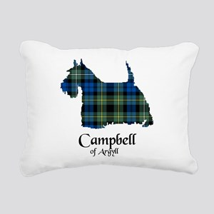 Terrier - Campbell of Argyll Rectangular Canvas Pi