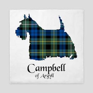 Terrier - Campbell of Argyll Queen Duvet