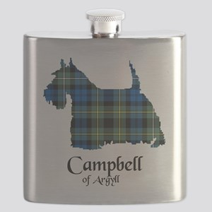 Terrier - Campbell of Argyll Flask