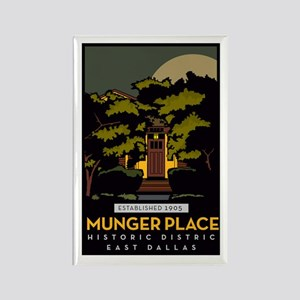 Munger Place  Magnets