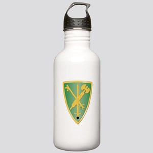 SSI - 42nd Military Police Brigade Stainless Water