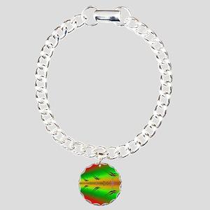 Frack19 Charm Bracelet, One Charm