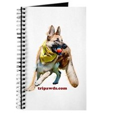 Tripawds Three Legged GSD Ball Journal