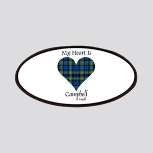 Heart - Campbell of Argyll Patches