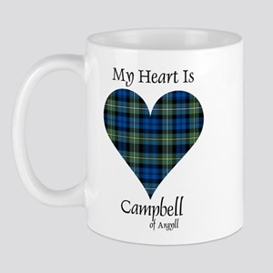 Heart - Campbell of Argyll Mug