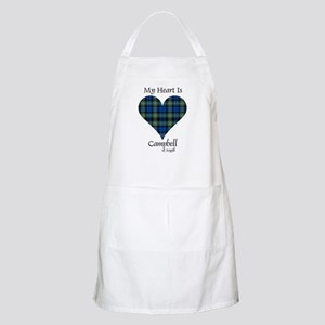Heart - Campbell of Argyll Apron
