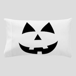 Pumpkin Face Pillow Case