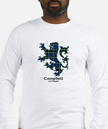 Lion - Campbell of Argyll Long Sleeve T-Shirt