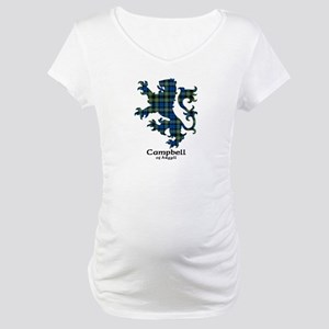 Lion - Campbell of Argyll Maternity T-Shirt