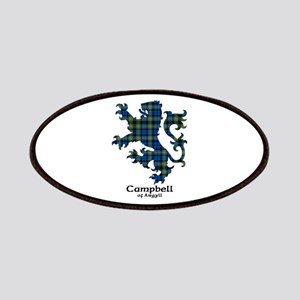 Lion - Campbell of Argyll Patches