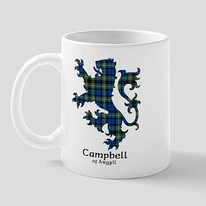 Lion - Campbell of Argyll Mug