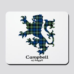 Lion - Campbell of Argyll Mousepad