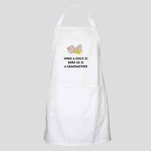 Grandmother Born Apron