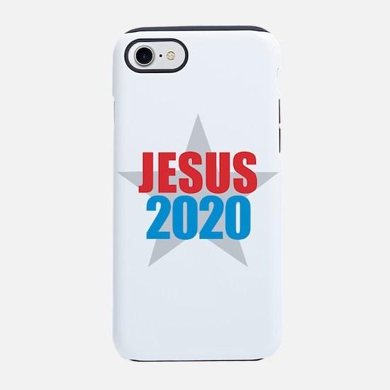 JESUS 2020 iPhone 7 Tough Case