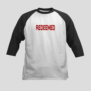Redeemed Kids Baseball Jersey