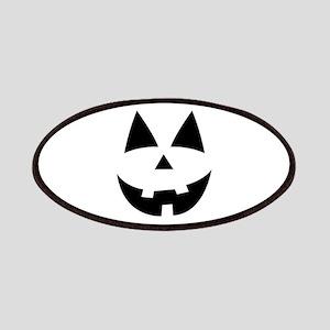 Pumpkin Face Patches